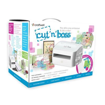 Picture of Ebosser Cut'n'boss Machine