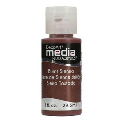 Picture of DecoArt Media Fluid Acrylics